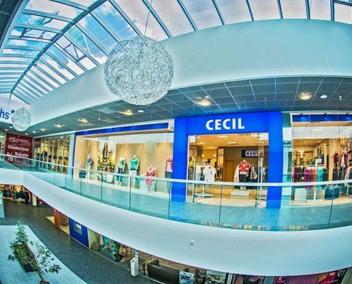 Cecil Regensburg Shop außen